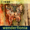 I read wenderflonia's blog. And so should you!